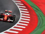 Sebastian Vettel explains second practice spin in Austria
