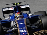 Sauber's 'very aggressive, demanding development plan'