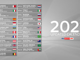 Revealed: F1's revised 2021 calendar in full