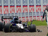 Russell forgot his place with Mercedes in crash with 'team-mate of sorts'