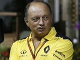 Renault's Fred Vasseur: Singapore point 'a lift for all in the team""