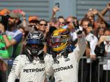 Hamilton not calling on Bottas to help F1 title bid yet