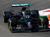 Mercedes duo top Free Practice 1 at Monza