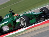 Frijns parts company with Caterham F1 Team