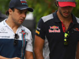 Massa accuses Sainz of deliberate block