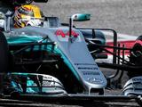 Lewis Hamilton upbeat after long-run tyre work