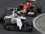 Williams believe finishing second is achievable