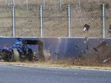 McLaren confirm cause of Alonso's Barcelona crash