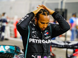 Wolff reports Hamilton 'not great' in self-isolation