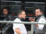 We must keep expectations under control – Eric Boullier