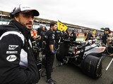 Fernando Alonso 'not at all happy' with current Formula 1