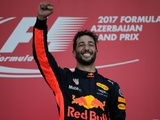 From 17th to victory: Ricciardo savours another 'crazy' win