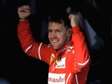 Race: Vettel wins, Wehrlein suffers dramatic exit