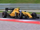 "Jolyon Palmer: ""I'm quite happy with the race"""