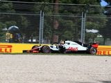 """Romain Grosjean: """"I'm very happy with how today went"""""""
