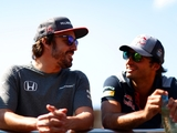 McLaren confirm Sainz interest