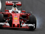 Vettel blames tyre degradation, not strategy