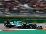 Stroll penalised for Gasly clash in F1 Russian GP