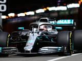 Monaco Grand Prix: Lewis Hamilton leads Mercedes one-two in practice