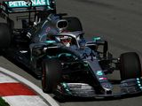 P1: Hamilton fastest in powered-up Merc