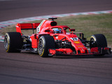 Ferrari test perfect 'farewell' for Alesi