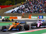 McLaren duo Sainz and Norris tipping Racing Point to be 'best of the rest'
