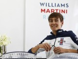 George Russell explains his Williams F1 PowerPoint presentation