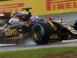 """A wet Suzuka circuit is a fun place to be"" – Pastor Maldonado"