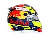 Perez unveils maiden Red Bull helmet for 2021 F1 season