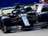 Hamilton sets Monza pace with Norris third
