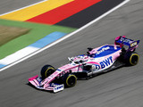 German GP: Practice team notes - Racing Point
