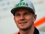 Hülkenberg: No thought of Mercedes switch