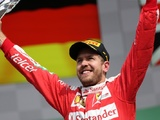Ferrari requests review of Vettel's Mexico GP penalty