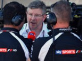 Ted Kravitz on Brawn's exit