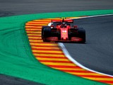 Friday at Spa: Faltering Ferrari in freefall