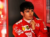 Leclerc insists first win is 'not an obsession'