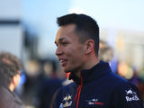 At the start I was thinking to myself 'don't spin it this morning'- Alexander Albon