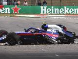 Alexander Albon ruled out of qualifying after heavy practice crash