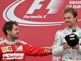 Vettel denies he's in the running to replace Rosberg
