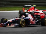 Kvyat pleased with career best result