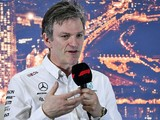 Allison on board as Mercedes F1 hoists push on America's Cup