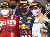 Sainz reveals impact of competition from Verstappen