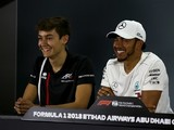 Williams: Hamilton exposure will be 'extremely valuable' for Russell