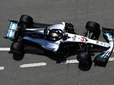 Mercedes fired up ahead of Silverstone test