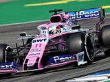 Sergio Perez finalising deal to stay at Racing Point for 2020