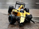 Palmer: Renault drivers are not crashers