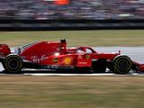 Vettel plays down neck concerns for British Grand Prix