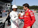 "Hamilton: Mercedes ""definitely underestimated"" Ferrari Austria pace"
