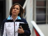 "Claire Williams: ""It might be slightly odd if Lawrence owns one team and his son is another"""