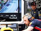 Debris caused delay to FP2 programme - Max Verstappen
